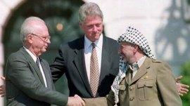 Clinton, Rabin & Arafat
