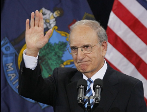 George Mitchell, USA Senator, creator of the Mitchell Principles
