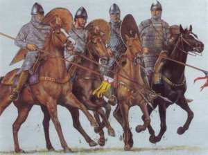 "Normans from Wales invaded Ireland in 1169 and established a colony. They had conquered England in 1066. Over time they became ""the English"" and extended their control until they ruled the whole of Ireland."