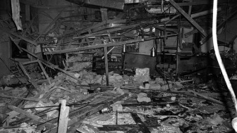 Inside Birmingham Pub Bombing