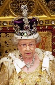 Queen Elizabeth II Delivers Annual Speech
