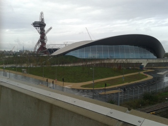London Olympic Stadium, Stratford, East London