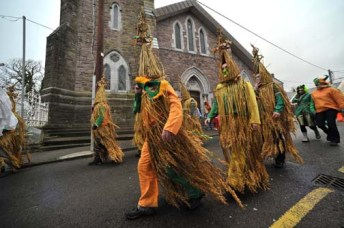 Mummers Sligo maybe