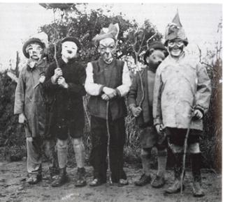 Wren Boys Sligo
