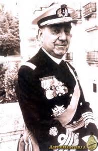 Admiral Luis Blanco Carerro, Gen. Franco's chosen successor