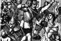 Cromwellian Massacre at Drogheda