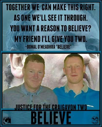 Believe poster J4C2