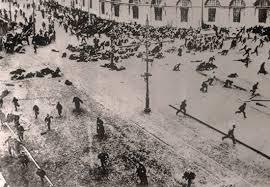 July Days Russia 1917