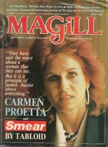 Magill Carmen Proeta