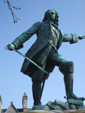 Sarsfield Statue Limerick