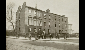 Clanwilliam House after the Rising