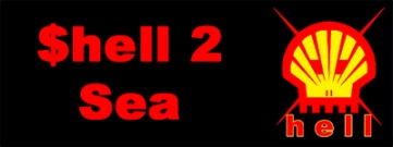 Shell Hell logo to Sea