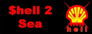 Shell Hell logo to Sea