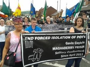 Gavin Coyle Isolation banner