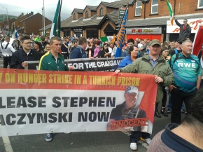 Stephen Kazinski banner