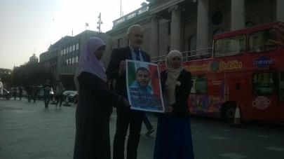 Colm O Gorman & Two Sisters