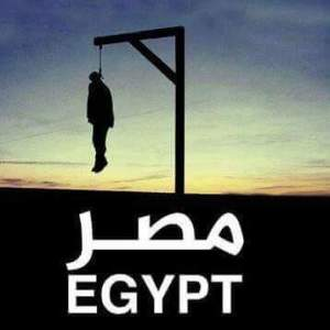 Executions Egypt image