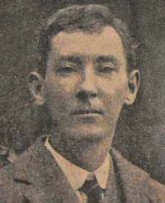 "Peadar Kearney, author of ""The Soldiers' Song"", ""Sgt. William Bailey"" and many other songs"