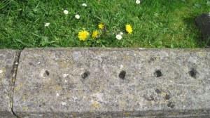 Wall Missing Railings & lead