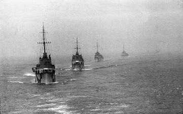 WW2 Artic Convoy
