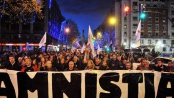 Amnistia demo Bilbo Nov2015jpeg