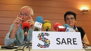 Sare Table Azkarraga & Asun Landa