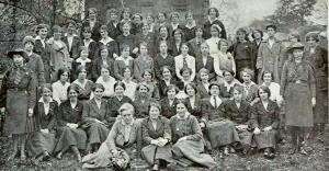 1916 CUMANN na mBAN & ICA 1917