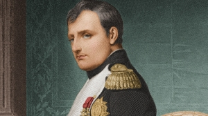 """Napoleon Bonaparte -- asked """"Is he lucky?"""" when told about a new commander in his army"""
