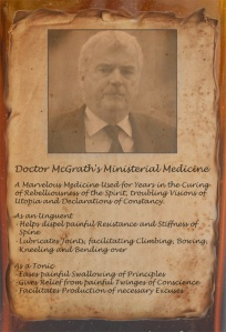 DMG Medicine label