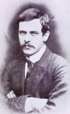 William Rooney, journalist, organiser, Irish language revivalist and author of songs.