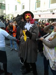 Vulture Capitalist (Photo: D.Breatnach)