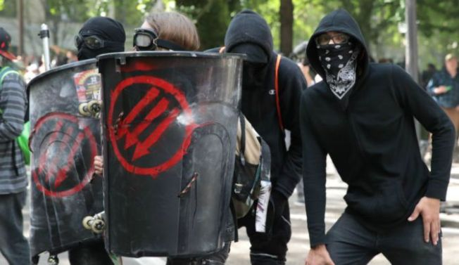 USA Masked Antifascists