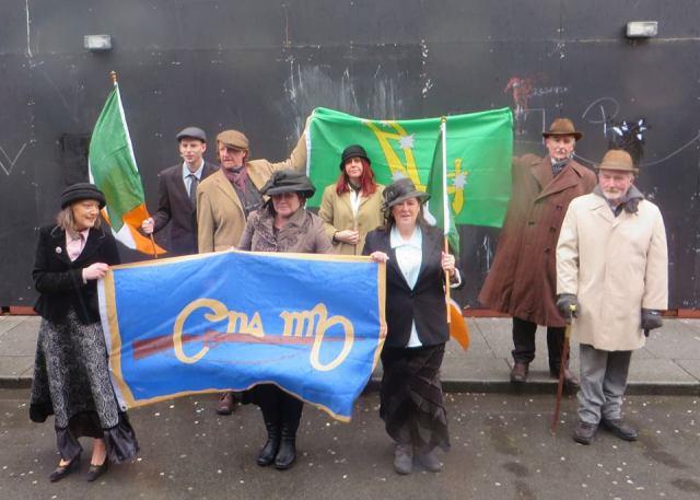 Costume men & women 3 flags M St