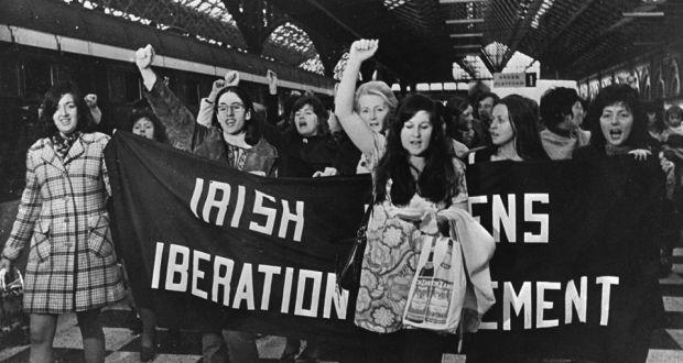Irish Womens Liberation Connolly Station