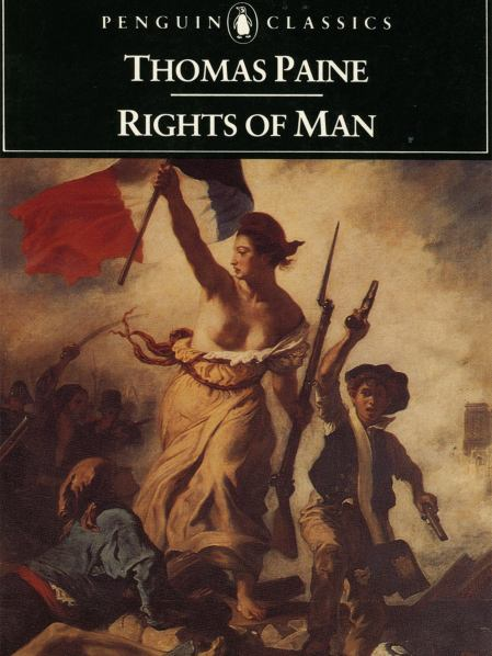 Rights Man Book Cover Penguin French Revolution