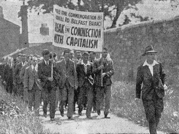 Shankhill Rd Republican Congress WT Commemoration 1934